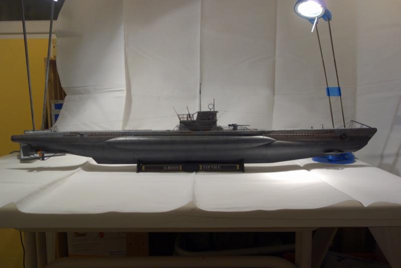 """le U-96, héro du film """"Das Boot"""" - Page 4 Dsc04426"""