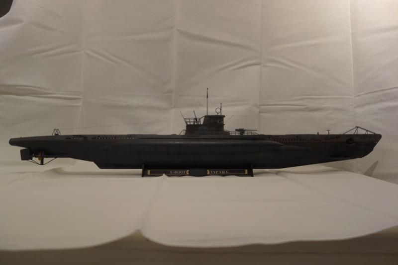 """le U-96, héro du film """"Das Boot"""" - Page 4 Dsc04427"""