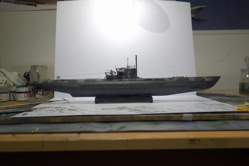 U-Boot TYP VII C/41 Revell 1/144 Dsc04456