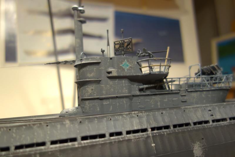 U-boot typ IX C/40 (U-190) Revell 1/72 - Page 4 Dsc04464