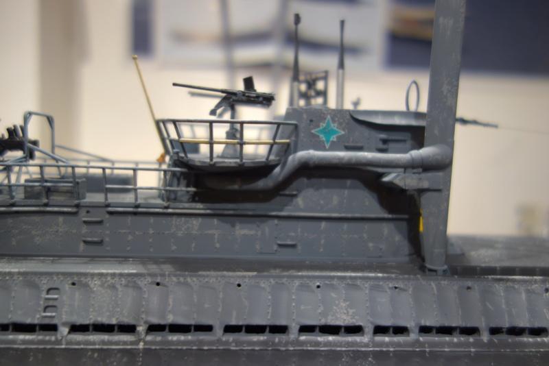 U-boot typ IX C/40 (U-190) Revell 1/72 - Page 4 Dsc04467