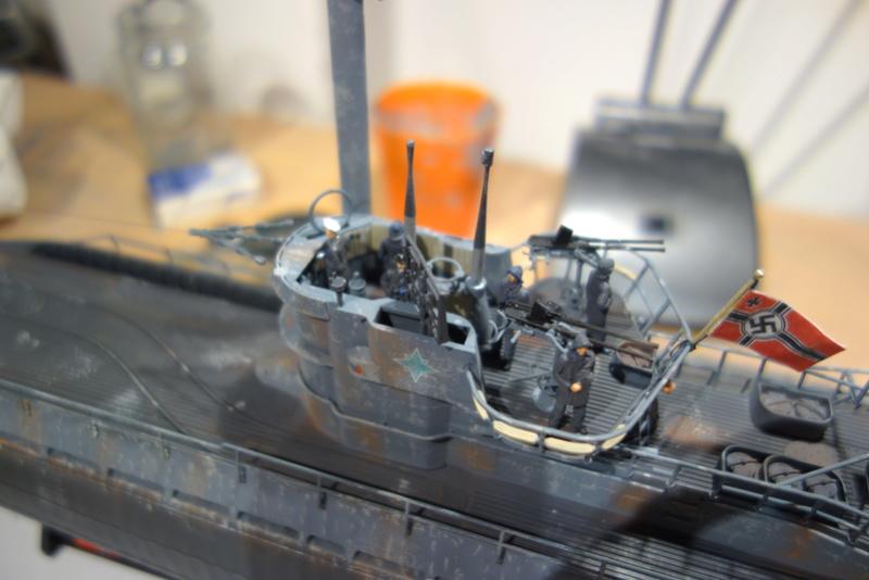 U-boot typ IX C/40 (U-190) Revell 1/72 - Page 4 Dsc04488