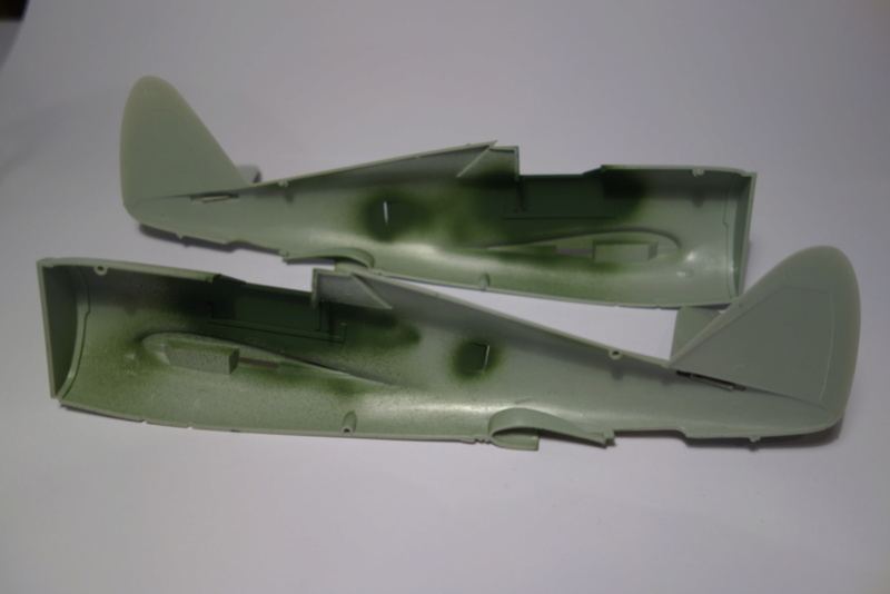 Republic P-47 D Thunderbol - 1/48 - Arii model Dsc04518