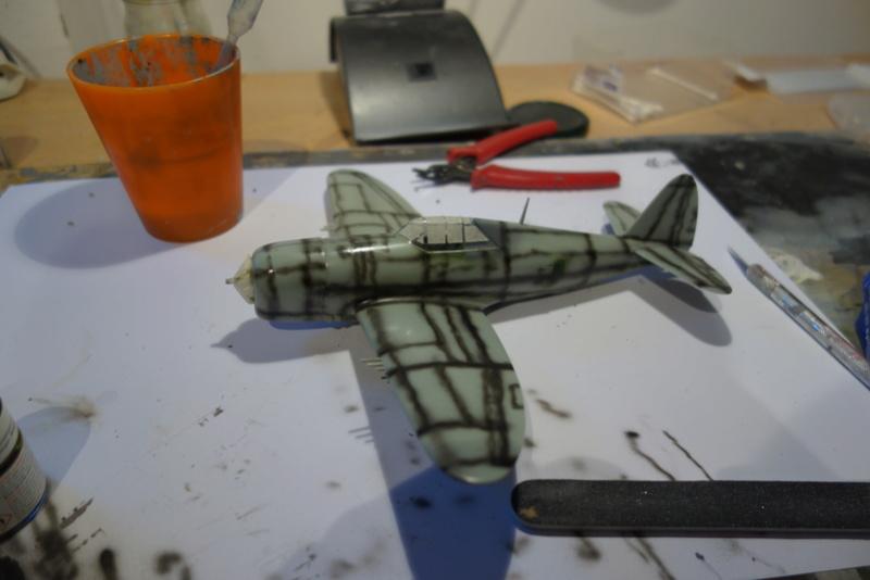 Republic P-47 D Thunderbol - 1/48 - Arii model Dsc04534