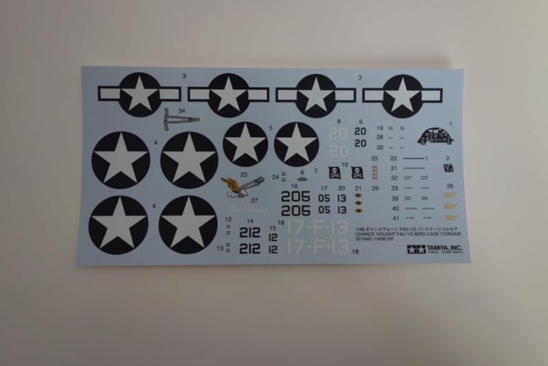 Chance Vought F4U-1 Corsair Birdcage Dsc04539