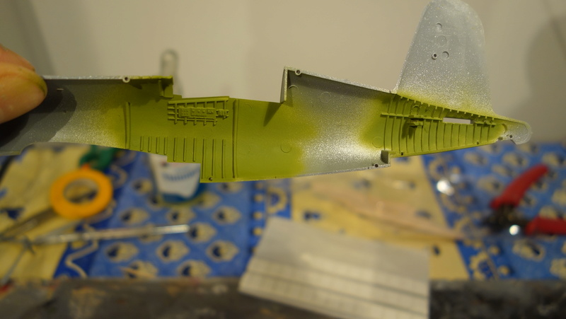 Chance Vought F4U-1 Corsair Birdcage Dsc04549