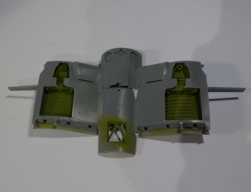 Chance Vought F4U-1 Corsair Birdcage Dsc04550