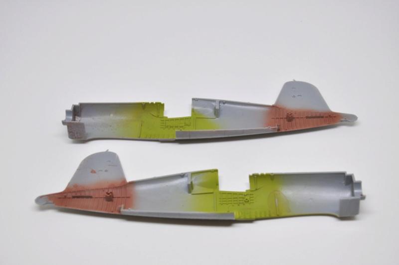 Chance Vought F4U-1 Corsair Birdcage Dsc_0035