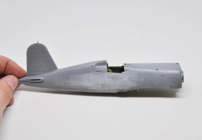 Chance Vought F4U-1 Corsair Birdcage Dsc_0053