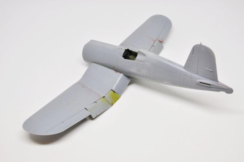 Chance Vought F4U-1 Corsair Birdcage Dsc_0056