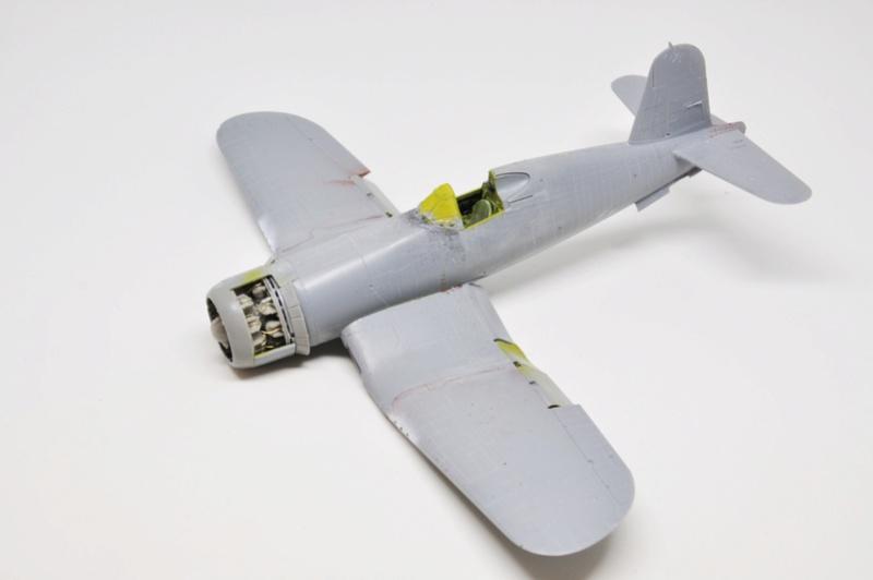Chance Vought F4U-1 Corsair Birdcage Dsc_0071