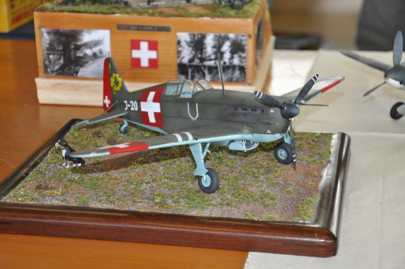 Photos expo IPMS Thun (Suisse) et le PanzerMuseum Dsc_0138