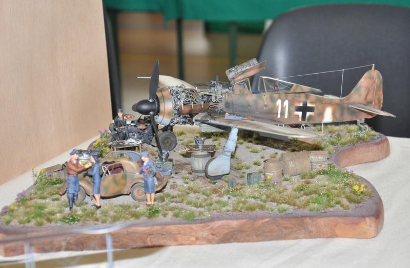 Photos expo IPMS Thun (Suisse) et le PanzerMuseum Dsc_0146