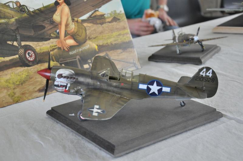 Photos expo IPMS Thun (Suisse) et le PanzerMuseum Dsc_0165