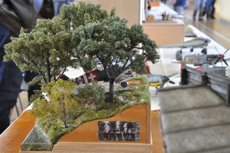 Photos expo IPMS Thun (Suisse) et le PanzerMuseum Dsc_0169