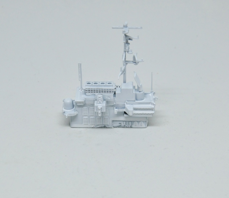 Diorama USS Saratoga - Italeri 1/720 Dsc_0295