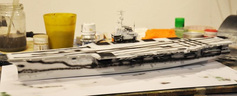 Diorama USS Saratoga - Italeri 1/720 Dsc_0297