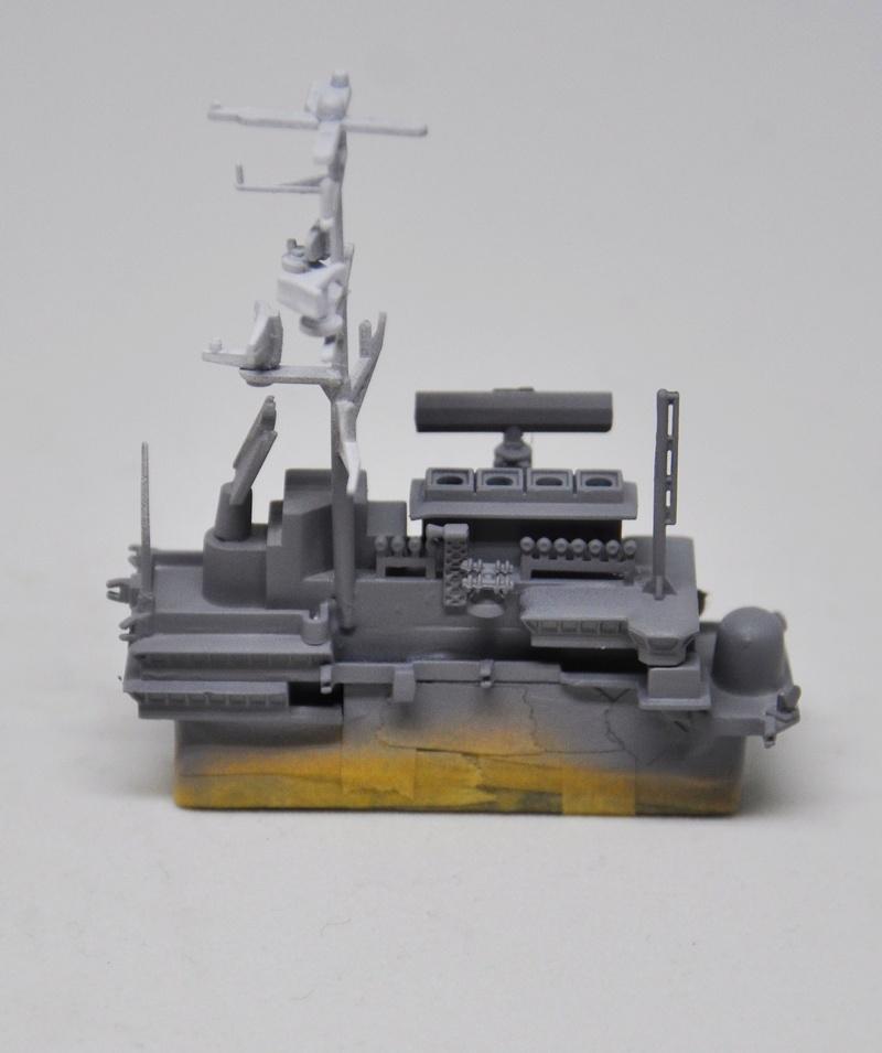 Diorama USS Saratoga - Italeri 1/720 Dsc_0301
