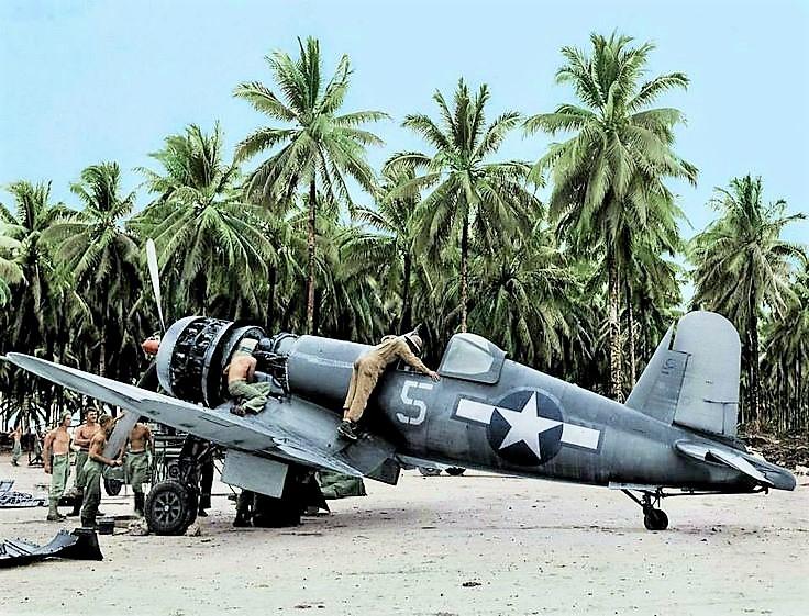 Chance Vought F4U-1 Corsair Birdcage Img_e110