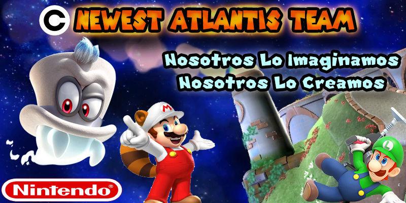 Newest Atlantis Team DS