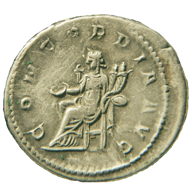 Antoninien Gordien III CONCORDIA AVG Gordie10