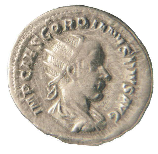 Antoninien Gordien III CONCORDIA AVG Gordie11