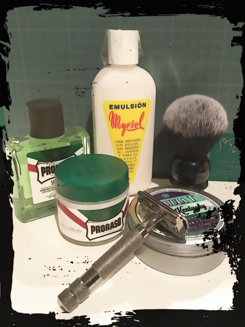 Défi ! Une semaine de rasage avec les mêmes produits  - Page 2 Img_0219