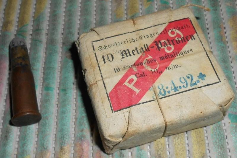 Cartouches métalliques petit calibre pour les Milbank-Amsler 1851 / 67 et 1863 / 67 ?? Mimi_c21