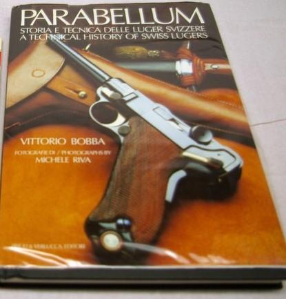 Un nouveau livre sur les pistolets Luger... - Page 2 Parabe10