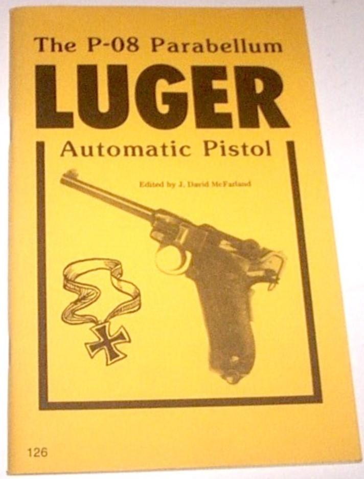 Un nouveau livre sur les pistolets Luger... - Page 2 Parabe11