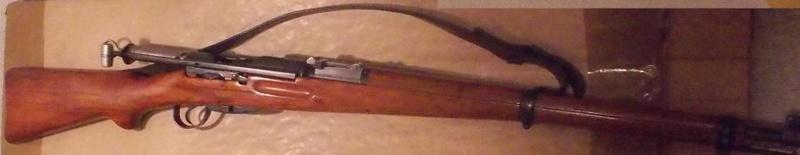 Ma toute première arme Suisse : mon K31 Sr_k3112