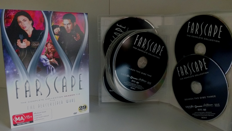 The Farscape Dairies - Reflections from an Aussie Perspective Farsca10
