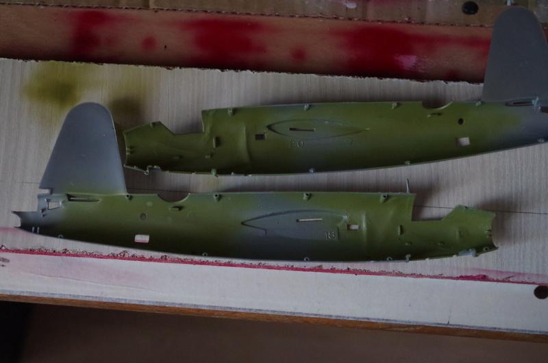 Martin B-26 Marauder - Revell - 1/72 Imgp1423