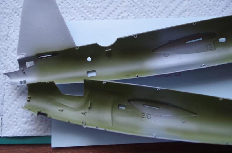 Martin B-26 Marauder - Revell - 1/72 Imgp1424