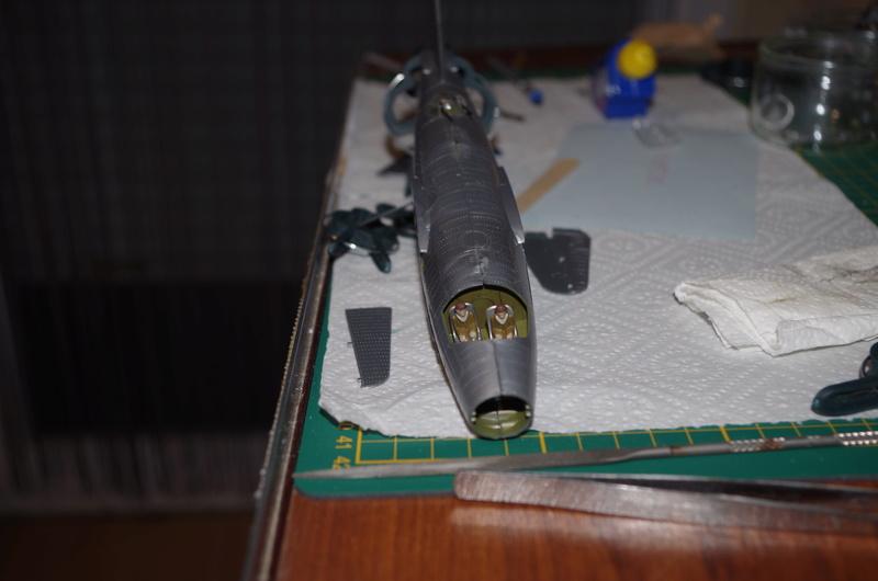 Martin B-26 Marauder - Revell - 1/72 Imgp1516