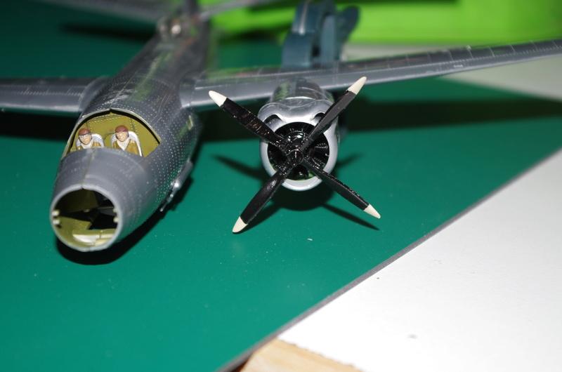 Martin B-26 Marauder - Revell - 1/72 - Page 2 Imgp1526