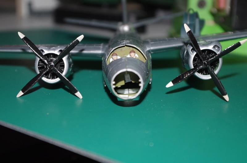Martin B-26 Marauder - Revell - 1/72 - Page 2 Imgp1527