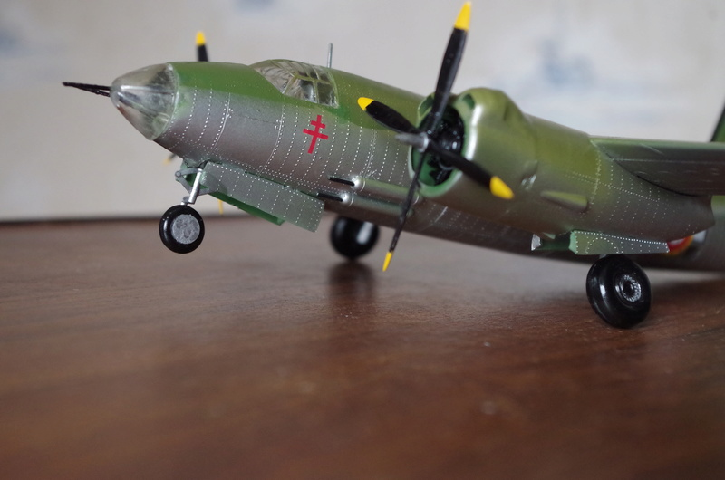 Martin B-26 Marauder - Revell - 1/72 - Page 2 Imgp1617