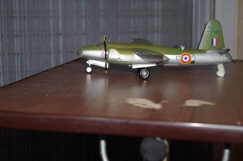 Martin B-26 Marauder - Revell - 1/72 - Page 2 Imgp1621