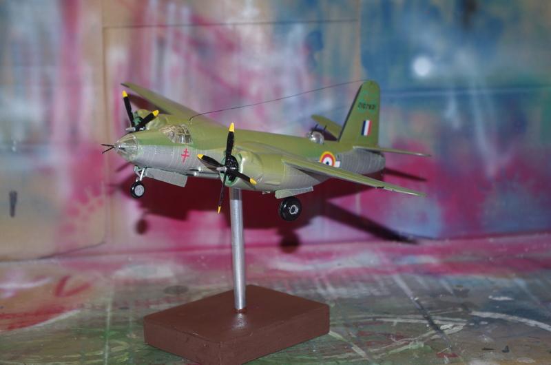 Martin B-26 Marauder - Revell - 1/72 - Page 3 Imgp1622