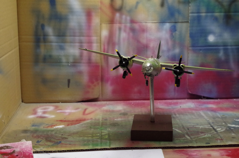 Martin B-26 Marauder - Revell - 1/72 - Page 3 Imgp1624