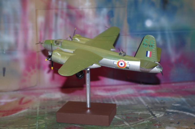 Martin B-26 Marauder - Revell - 1/72 - Page 3 Imgp1625
