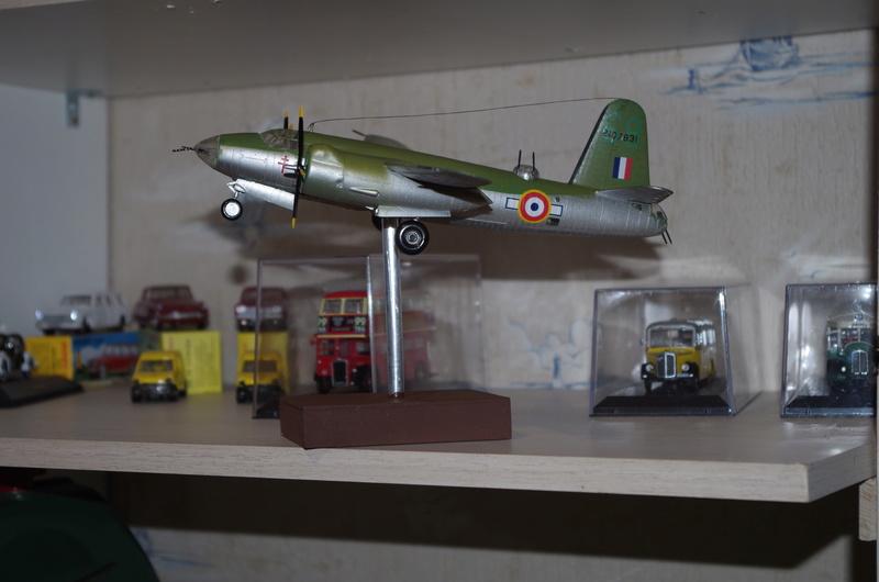 Martin B-26 Marauder - Revell - 1/72 - Page 3 Imgp1626