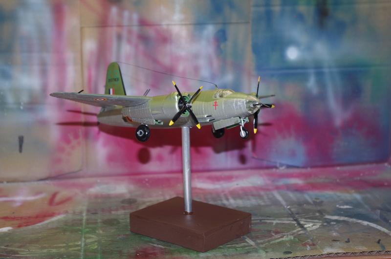 Martin B-26 Marauder - Revell - 1/72 - Page 3 Imgp1628
