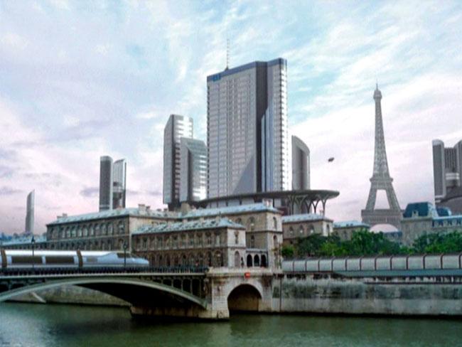groupe paris et île de France >> QG << Paris210