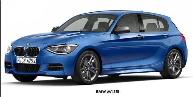 BMW M135i M135i10
