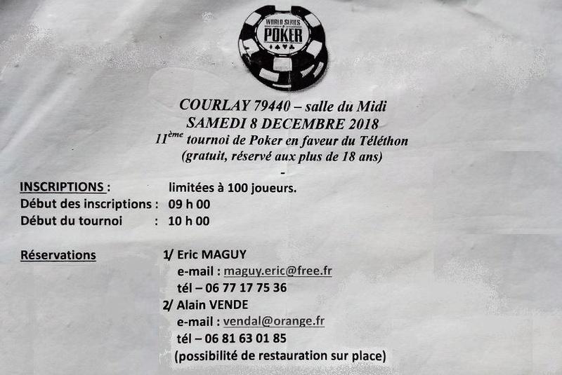 Tournoi TELETHON à COURLAY le 08 décembre 2018 Courla10