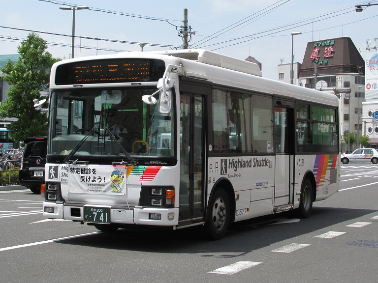 [2016年の夏][松本市] アルピコ交通 Img_0415