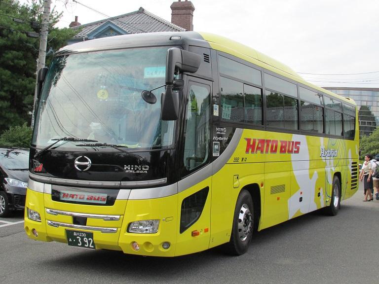[2016年の夏][松本市] はとバス Img_0511