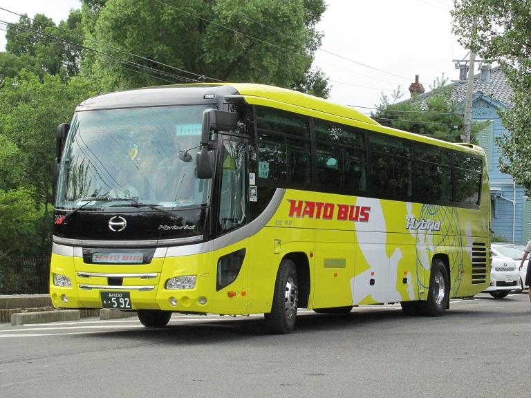 [2016年の夏][松本市] はとバス Img_0512